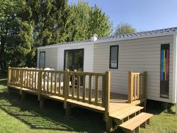Mobile-home 2 bedrooms Confort