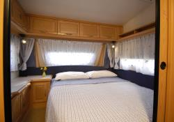 Family Caravan - 2 adults +2 children - Heating (extra fees in winter)