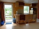 Rental - Mobile home - Camping Sites et Paysages BELLE ROCHE