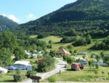 Pitch - CONFORT pitch - electricity + car + tent or caravan or camper - Camping Sites et Paysages BELLE ROCHE