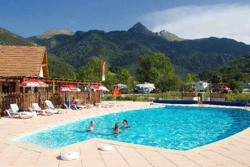 Establishment Camping Sites et Paysages BELLE ROCHE - Lalley