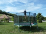 Sport activities Camping Sites et Paysages BELLE ROCHE - Lalley