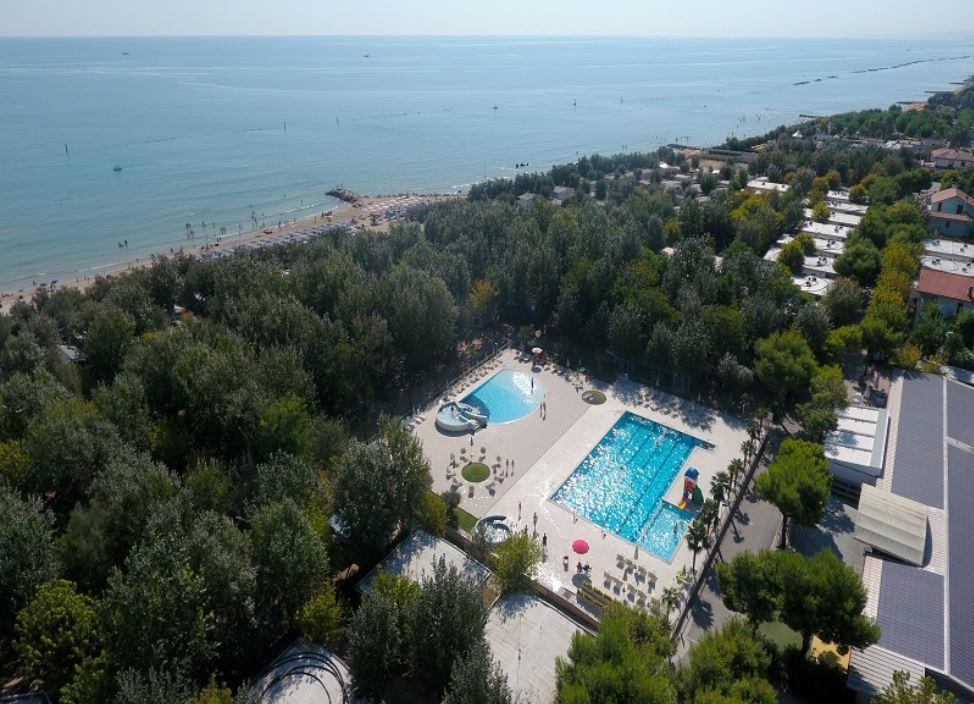 Establishment Stork Camping Village - Roseto Degli Abruzzi