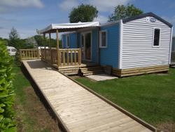 Mobil-Home 30M² 2 Bedrooms - Adapted To The People With Reduced Mobility