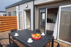 Mobil home 31m² 4 chambres + terrasse