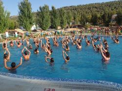 Entertainment organised Camping La Sierrecilla - Humilladero