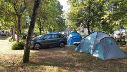 Forfait: Piazzola + Auto + Tenda o Roulotte o camper