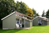 Huuraccommodaties - Autum offer – Halloween (holiday cabin with toilet/shower 25m2) - Dancamps Hampen