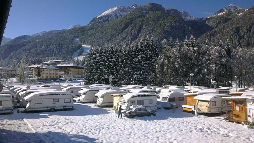 Establecimiento Margherita Resort & Camping - Gressoney Saint Jean (Ao)