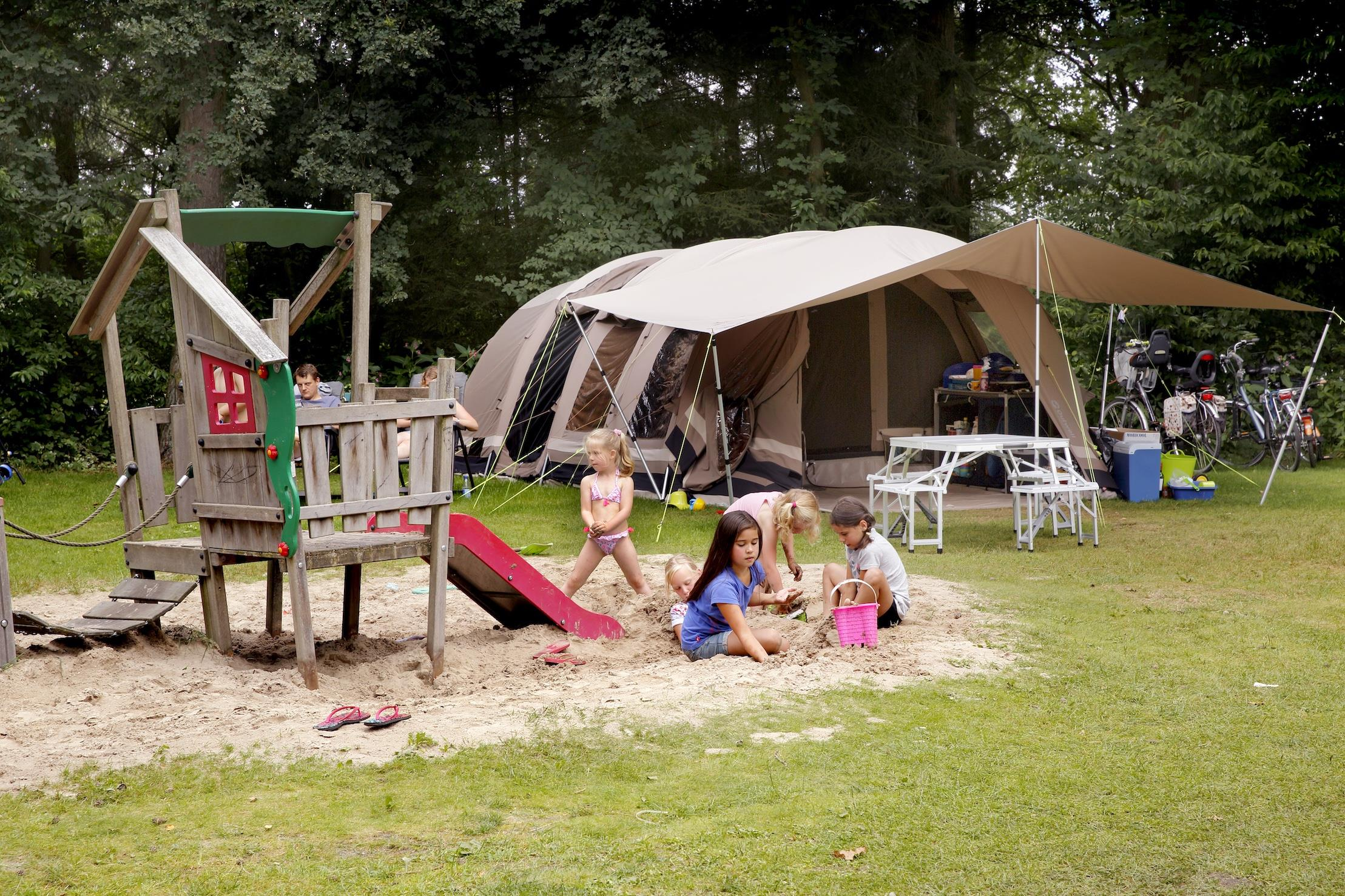 Establishment Camping de Wildhoeve - Emst