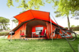 Pitch - Package Ready To Camp 20M² - Flower Camping La Rouillère