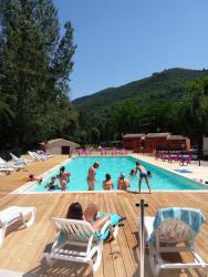 Establishment Camping La Berge Fleurie - Mialet