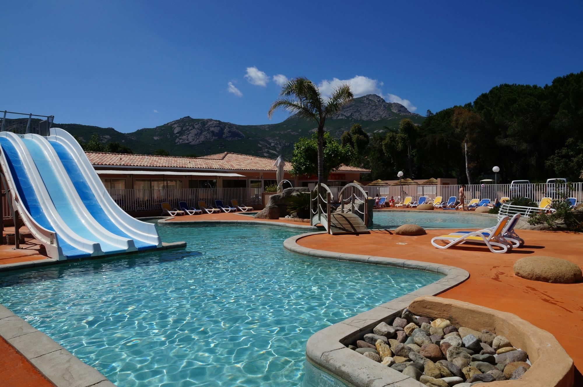 Establishment Camping Les Castors - Calvi