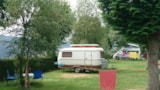 Pitch - Pitch: car + tent/caravan or camping-car - Camping Le Panoramique