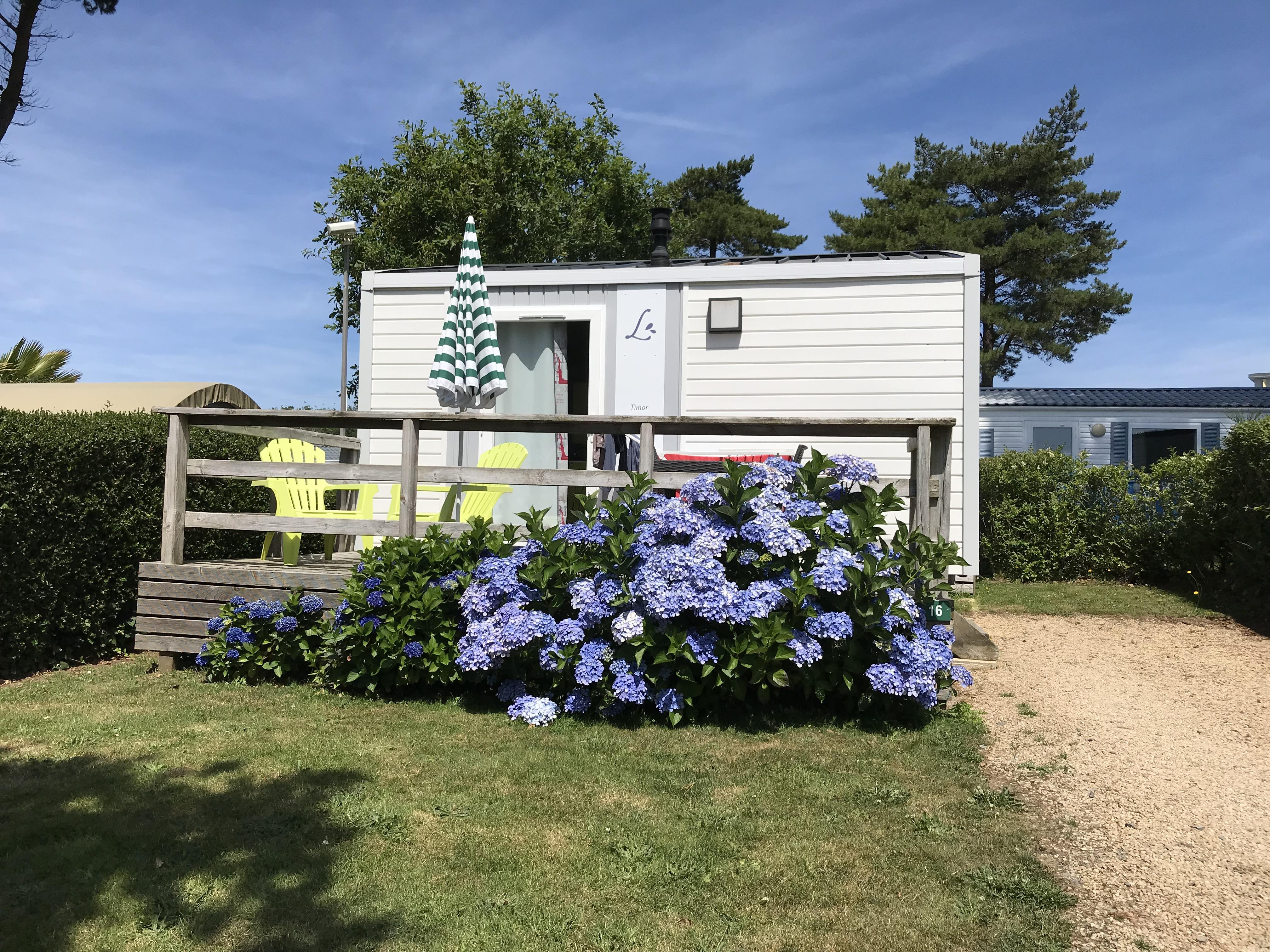 Location - Mh Confort 20M² - Camping Armor Loisirs