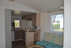 Mobilhome CONFORT 2 bedrooms 30m²