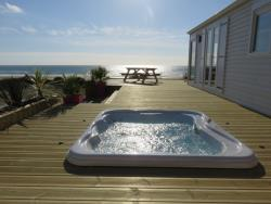 Mobil Home Prestige 3 Ch Avec Jacuzzi Privatif