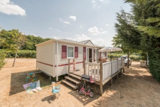 Mobile home - 3 bedrooms - 1 bathroom - Louisiane