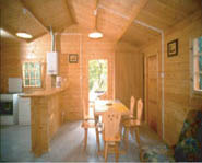 Alojamientos - Chalet Climatisé - Camping Les Oliviers