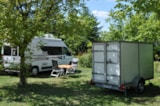 Pitch - Comfort Pitch - Camping Puynadal Brantôme