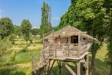 Rental - Cabin Nautilus 2 Bedrooms + Terrace - Camping Sandaya International Maisons Laffitte