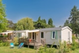 Rental - Cottage 2 Bedrooms *** - Camping Sandaya International Maisons Laffitte
