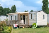 Rental - Cottage 3 Bedrooms *** - Camping Sandaya International Maisons Laffitte