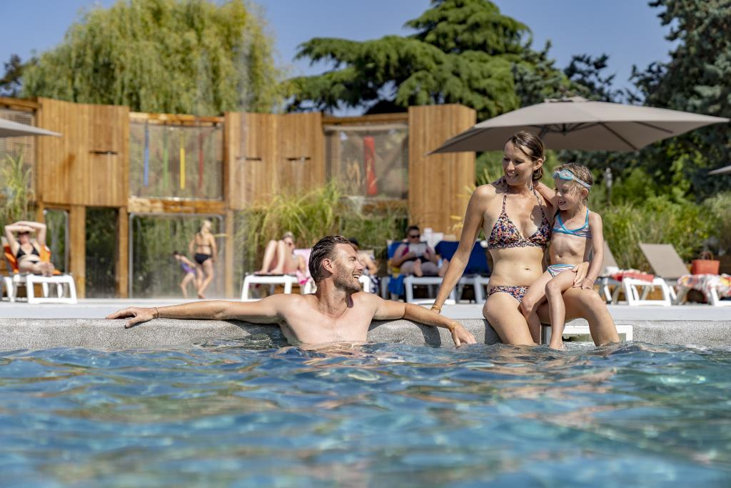 Camping Sandaya International Maisons Laffitte