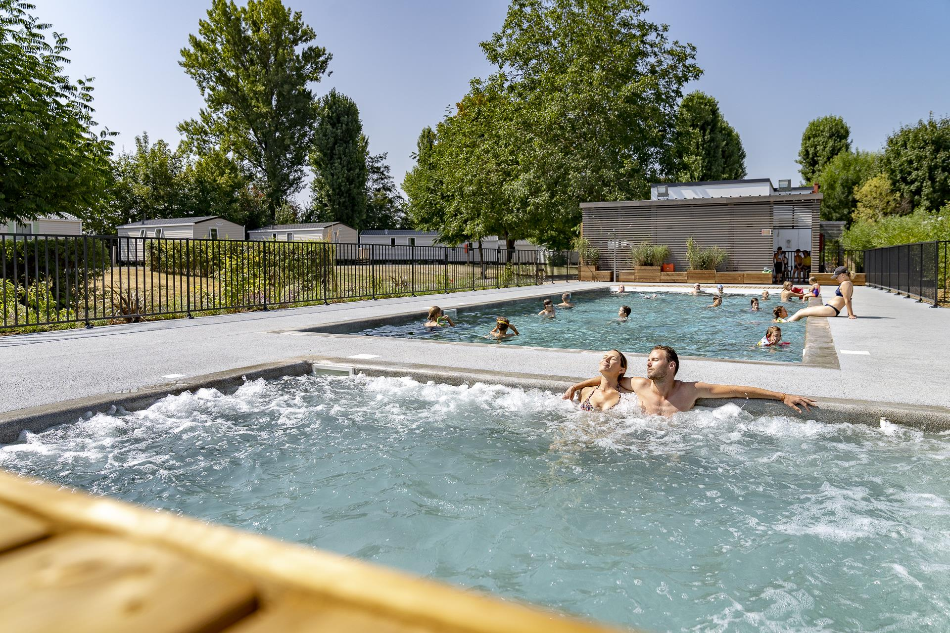 Establishment Camping Sandaya Paris Maisons Laffitte - Maisons-Laffitte