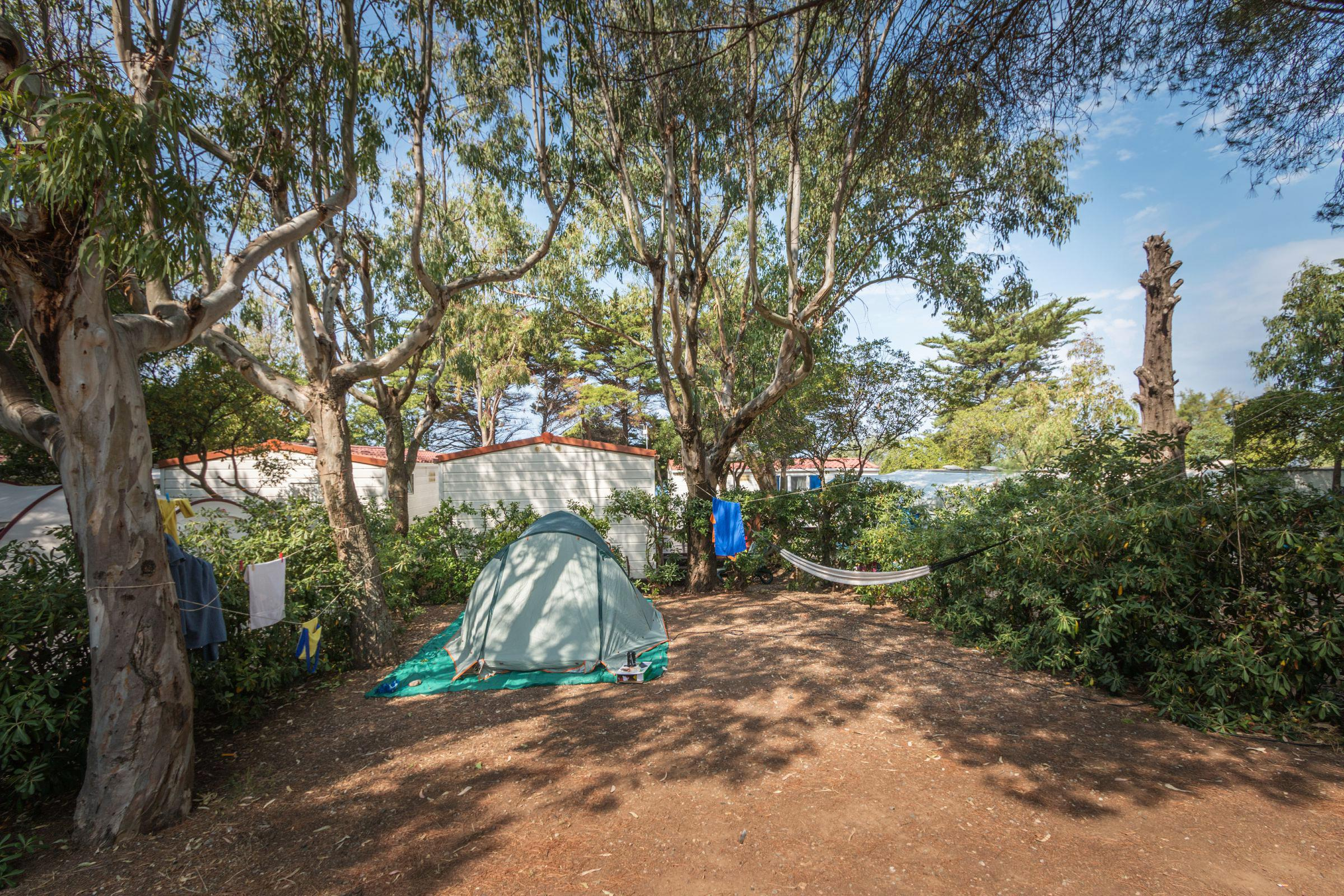 Emplacement - Medium Emplacements - Camping Miramare