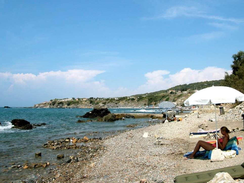 Playas MIRAMARE Village - Apartments - Camping - Livorno