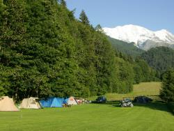 Campsite pitch (no electric-power)