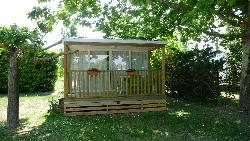 Mobil-Home Cigale / Week