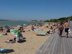 Stranden Camping Au Port Punay - Chatelaillon-Plage