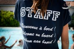 Reception team Camping Au Port Punay - Chatelaillon-Plage