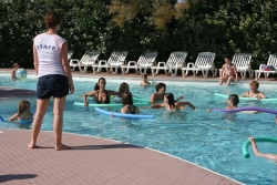 Sport activities Camping Au Port Punay - Chatelaillon-Plage