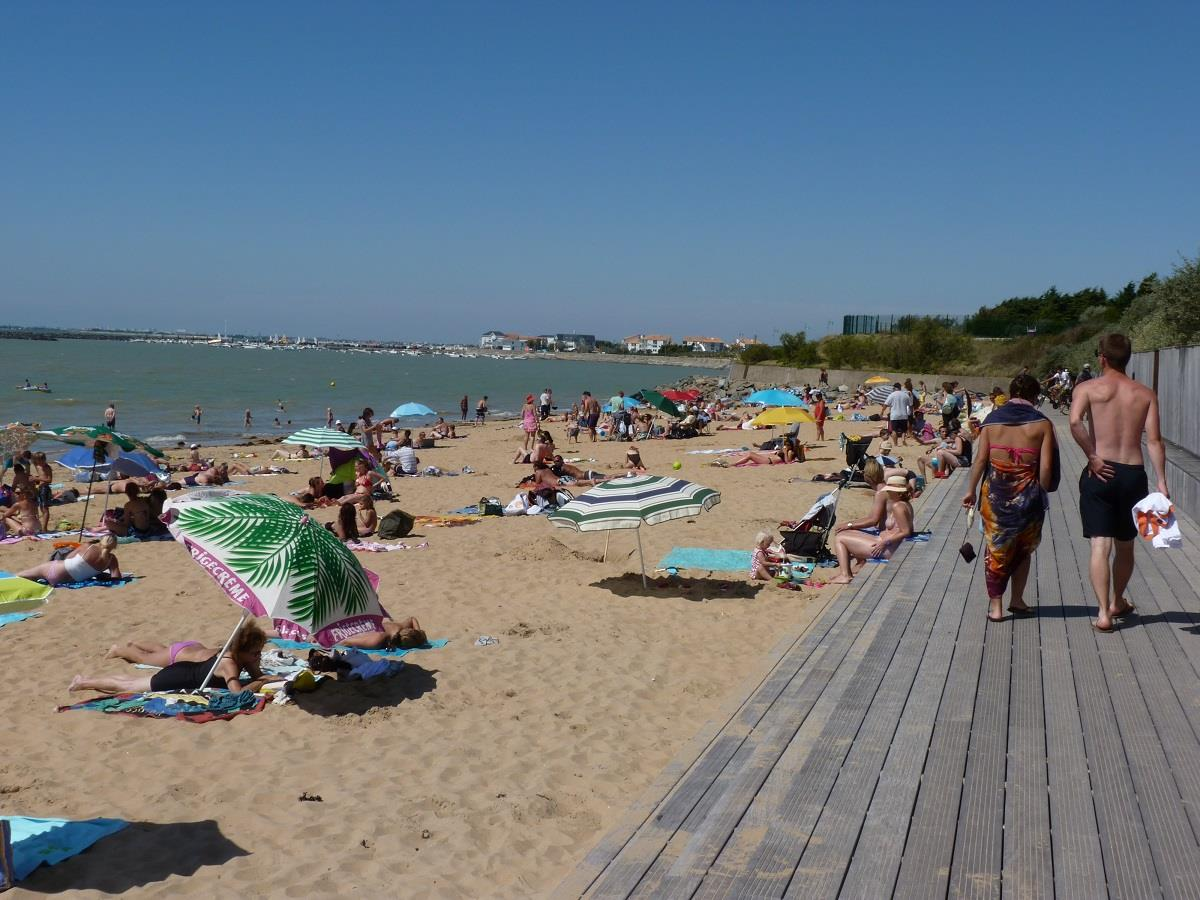 Plages Camping Au Port Punay - CHATELAILLON-PLAGE