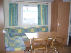 Location - Mobilhome 6 Couchages - Le Bois des Roches