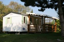 Rental - Mobile Home 8 - Camping La Ferme du Lac