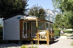 Rental - Mobile Home 10 - Camping La Ferme du Lac