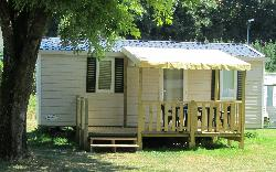 Huuraccommodatie - Stacaravan Super Mercure (2013) - Camping Les Bords du Guiers