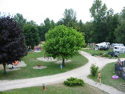 Establishment Camping Les Bords Du Guiers - St Genix Sur Guiers
