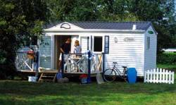 Alloggi - Mobil Home Family (About 27M²) - Les Fontaines de Nava