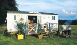 Mobil home SUN (about 31m²)