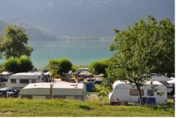 Etablissement Camping Bellevue - St. Alban-de-Montbel