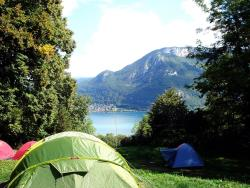 Establishment Camping Municipal Le Belvédère - Annecy