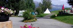 Establishment Camping Bornand - Megeve