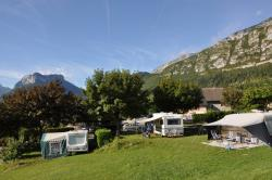 Establishment Camping Le Taillefer - Doussard