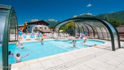 Establishment Camping La Ferme - Lathuile