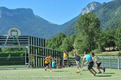 Entertainment organised Camping La Ferme - Lathuile